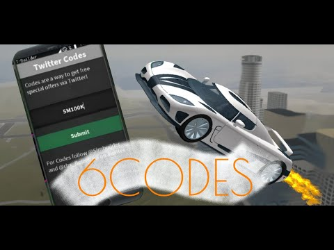 Free Codes In Roblox Vehicle Simulator | Free Robux