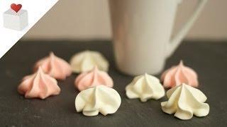 Receta fácil de Suspiros de Merengue | Recetas de repostería por Azúcar con Amor