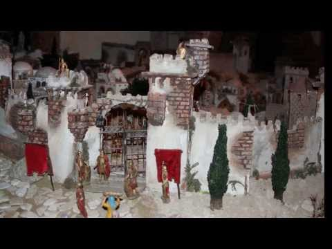 Preview video 2013- il Presepe di Cigoli - Gerusalem