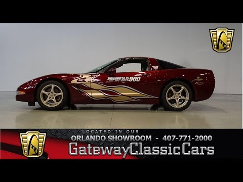 Video of '03 Corvette - LTQM