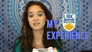 Spilling the Tea on my University Degree (My UBC Experience + Advice) | Shania Clarke