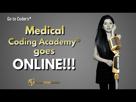 Introducing: Medical Coding Academy Online! - YouTube