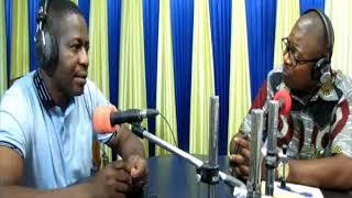 Prof. David Ekue DOSSEH reçu comme invité du débat par Jacob AHAMA sur Victoire Fm