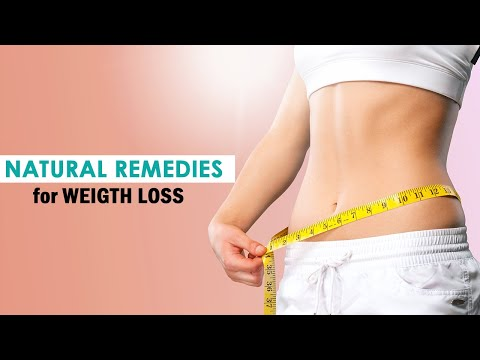 Natural Home Remedies For Weight Loss | Healthfolks.com