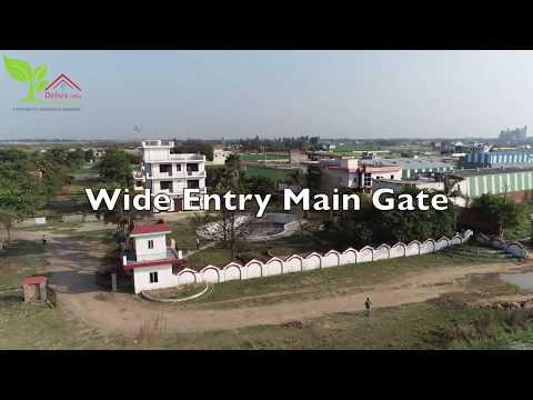3D Tour of Del NCR Surya Chaman Enclave Plots
