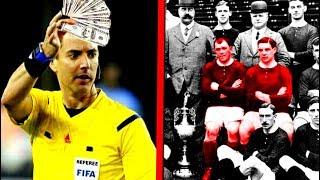 Los 7 ROBOS Y ESCANDALOS Más Grandes En La Historia Del Fútbol | CASOS PROBADOS Y REALES