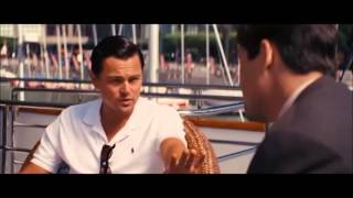 The Wolf of Wall Street Yacht Scene