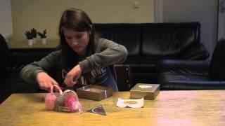 Erklärfilm: Geschenkbox dekorieren