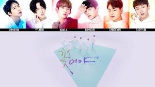 JBJ - My Flower (꽃이야) MV + Lyrics Color Coded   - YouTube
