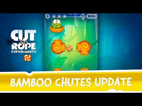 Video of Cut the Rope: Experiments