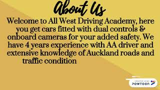 Search Experienced Driving School in West Auckland at Cheap Cost