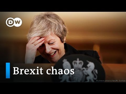 Brexit: May's draft deal cabinet chaos, or who is Stephen Barclay? | DW News