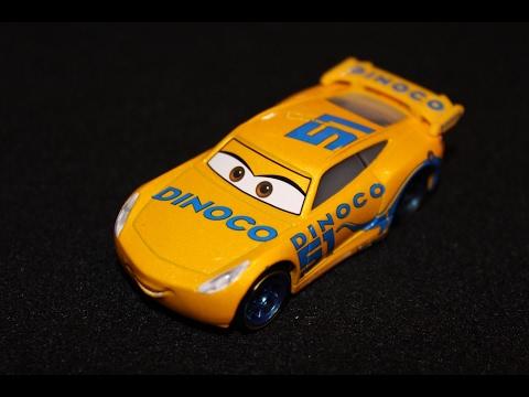 Mattel Disney Cars 3 Dinoco Cruz Ramirez (Piston Cup Racer #51) Die-cast