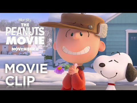 Peanuts Clip 'Little Red Haired Girl'