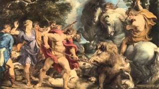 The Calydonian Boar Hunt (Rubens)