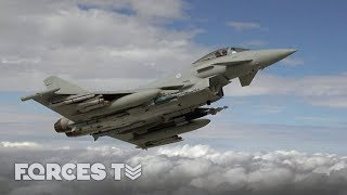 How The Typhoon Is Replacing The Tornado | Forces TV