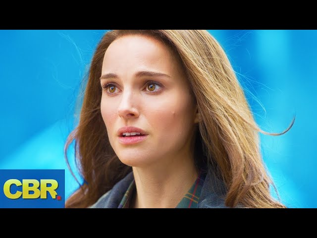 What Nobody Realized About Jane Foster From The Marvel Thor Movies