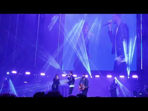 Lady Antebellum  - NEW - What if I never get over you LIVE  C2C  2019 SSE Hydro  Glasgow