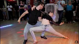 Ofir And Ofri @Sensual Bachata Dance[Quiéreme]
