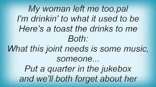 Barry Manilow - Put A Quarter In The Jukebox Lyrics_1