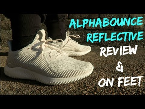 Adidas alphabounce review white onix ams sneaker review alphabounce on feet faa8f3