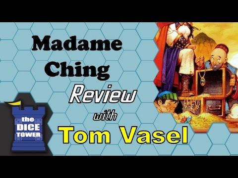 Dice Tower Reviews: Madame Ching