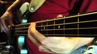 Spinal Tap: Big Bottom - Bass cover