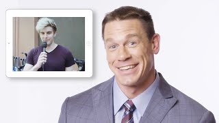Download Youtube: John Cena Answers Questions from Random People | Vanity Fair