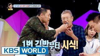 Has Anyone Eaten Kimbap For A Year? [Hello Counselor / 2016.09.19]