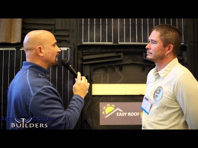 IRFTS Easy Roof Evolution – Blue Collar Builders