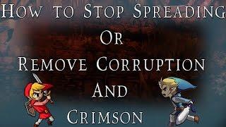 terraria corruption vs crimson - Kênh video giải trí dành