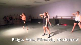 Say It Ain't So Bad Combo- Brandon & Leah - Jill Zmijewski Choreo