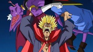 Mr. Satan  - (Dragon Ball) - Top 5 Peleas Ridiculas de Mr. Satan - Dragon Ball Z