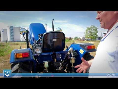 Вся правда трактора ДТЗ 5244HPX