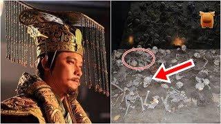 秦始皇死後,33個子女32個被下場十分悽慘!