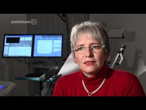 Erleichterung einer hypertensiven Krise mit linksventrikulärer