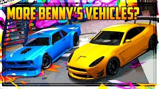 Will We Ever See New Benny's Vehicles Again, Other BIG DLCs on the Way & More! (GTA 5 Q&A)
