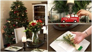 """Getting Ready for Christmas """"Home Edition"""""""