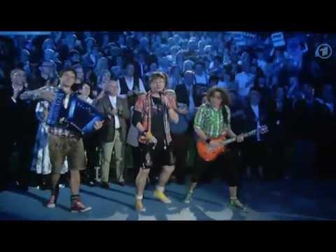 Dorfrocker - Sie findet Lederhosen sexy - Live ARD