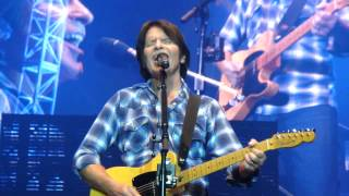15 Mystic Highway John Fogerty California University Pa 11-5-2013 by CLUBDOC FRONT ROW