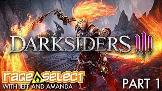 Darksiders III - The Dojo (Let's Play) Part 1