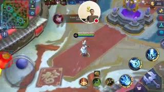 Streaming Mobile Legends: Alice Memang Gokil