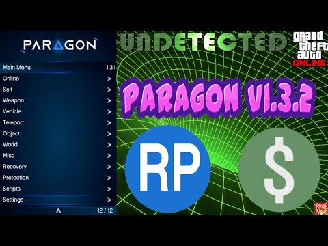 GTA V Online 1.48 Paragon/Wardens Menu v1.3.2 PC + Download | Undetected |
