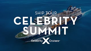 Celebrity Summit: Cruise Ship Tour