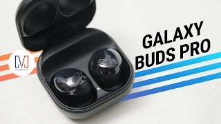 Samsung Galaxy Buds Pro Review: Better Than AirPods Pro?