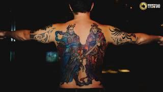 Best Chinese God Tattoo Design Idea