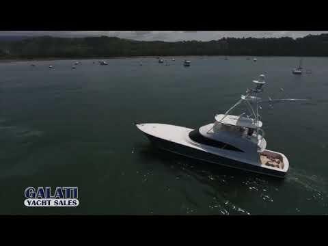 Viking 72 Convertible video