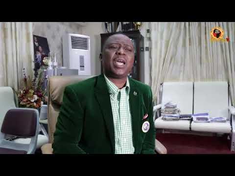 Dr  D K Olukoya speaks on Intercollegiate Choral fest
