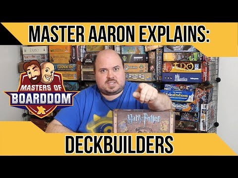 Deck Building - Masters of Boarddom