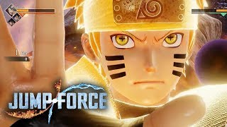 Jump Force - Official Gameplay Trailer   E3 2018